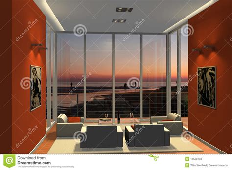 Ruby Living Room 3d Ruby Living Room Stock Photos Image 16528733