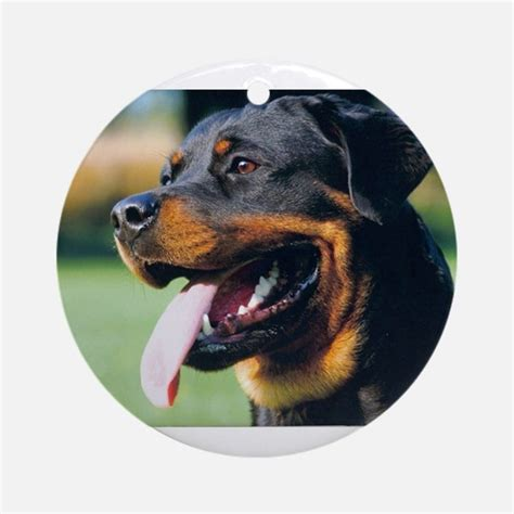 rottweiler ornament rottweiler ornaments 1000s of rottweiler ornament designs