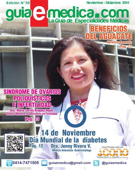 ginecologa carmen chacon aguilar merida30 by guiaemedica issuu
