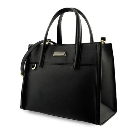 Charles Keith Bag structured work handbag black handbag bags charles