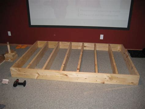 build home theater seat risers 22 best home theater risers images on