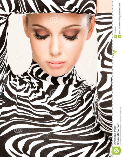 zebra pattern fashion zebra fashion royalty free stock photos image 16590498