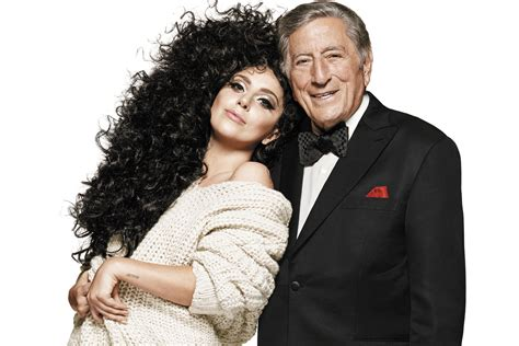 commercial lady gaga and tony bennett lady gaga tony bennett duet leads h m s holiday ads new