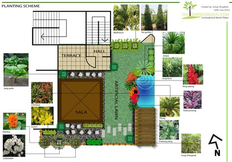roof terrace garden designs thai garden design