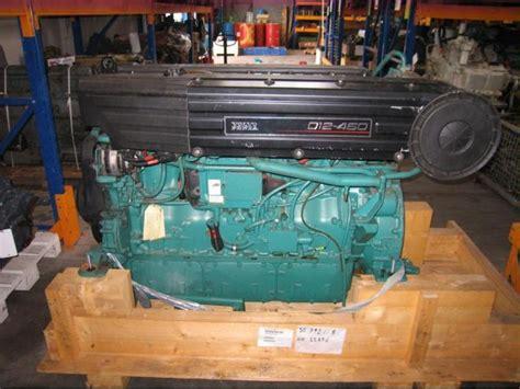 marine engine volvo  mh  hp  hand  inautia