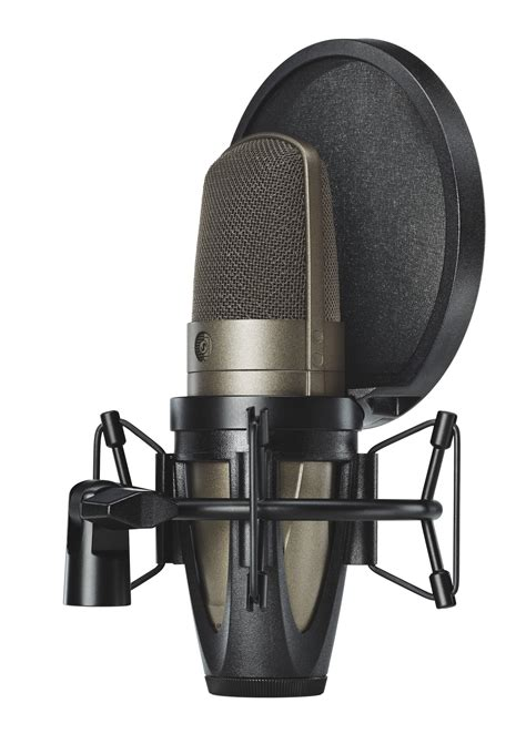 Mic Microphone Shure Ksm 999 High Quality shure ksm 42 side address microphone zzounds