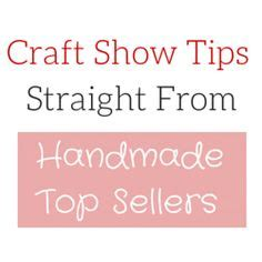 Handmade Best Sellers - craft show on craft fairs craft show displays