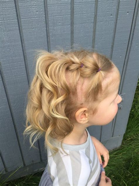 hard to manage hair best 25 easy toddler hairstyles ideas on pinterest kid