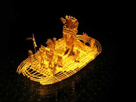 Sociedad estética: Museo del oro