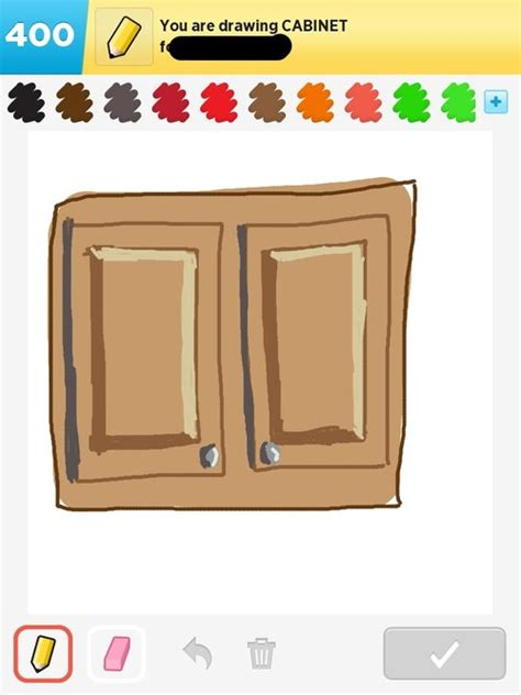 how to draw a cabinet cabinet drawings how to draw cabinet in draw something
