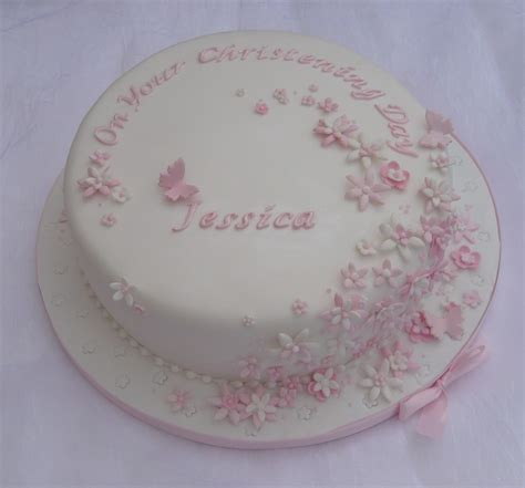 Christening Cakes by Yet Another Precious Christening Cake Baby Fever
