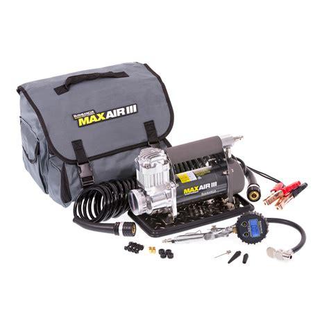 max air iii compressor bushranger 4x4 gear
