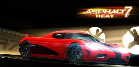 asphalt 7 heat v1 1 1 apk asphalt 7 heat 1 1 v1 1 apk data un bellissimo gioco di corse per android da gameloft