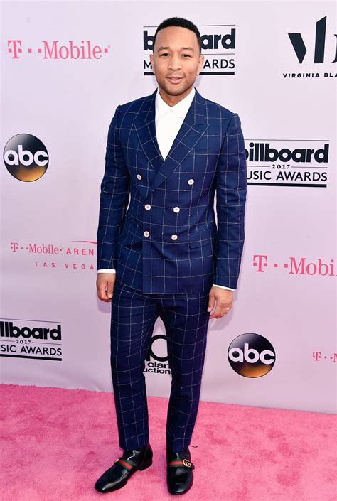 gucci loafers with suit spotted legend wears gucci suit loafers at