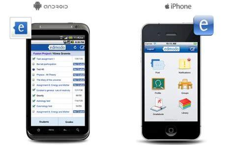 edmodo mobile site 6 excelentes aplicativos m 243 veis gratuitos para professores