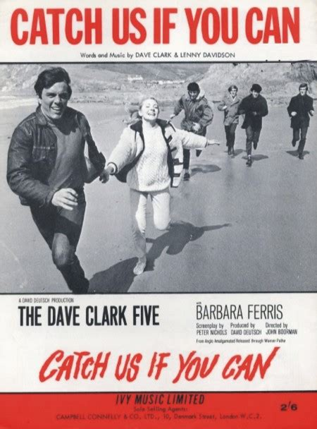 catch us if you can 45cat the dave clark five catch us if you can move