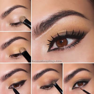 Eyeshadow Pixy Warna Coklat 30 tutorial make up mata coklat sehari hari