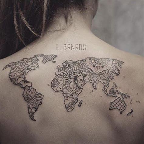 tattoo mata mundo e 17 melhores ideias sobre tatuagems de mapa do mundo no