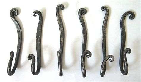 funky coat hooks funky wrought iron coat hooks upcycled pinterest