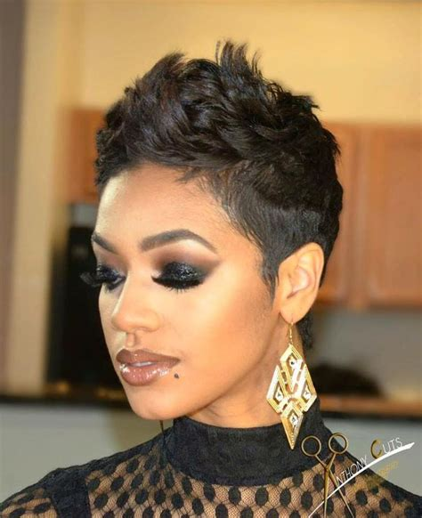 573 best images about short hairstyles on pinterest short black hairstyle jcashing info