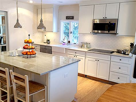 new york kitchen cabinets new york kitchen update before after photos cliqstudios