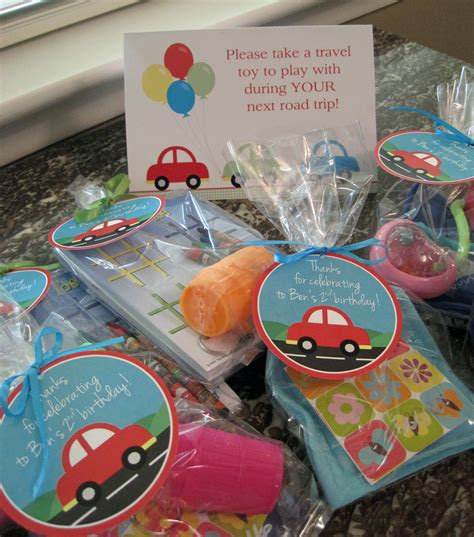 cars themed birthday giveaways car birthday party paloma paper designs