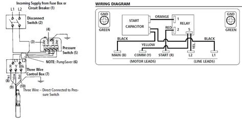 well box wiring diagram 3 wire well wiring diagram fuse box and wiring diagram
