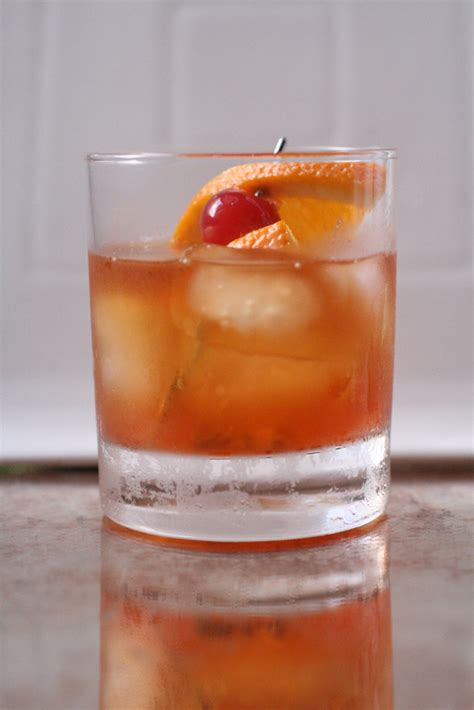 old fashioned cocktail a cocktail recipe