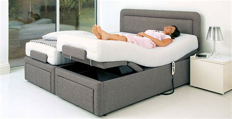sherborne dorchester electrically adjustable beds back centre ivybridge electric