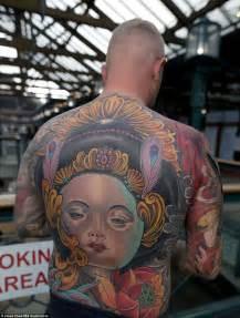 tattoo london under 18 tattoo devotees showcase beautiful designs at east london