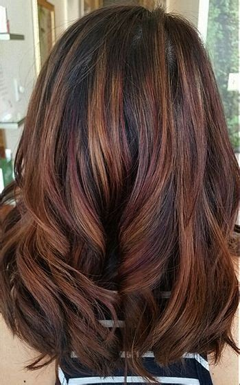 hairstyles and colours for brunettes 70 fall hair color hairstyles for blonde brown red carmel