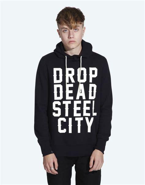 Hoodie Sweater Dropdead Oliver drop dead city pullover hoodie 163 60 www dropdead co