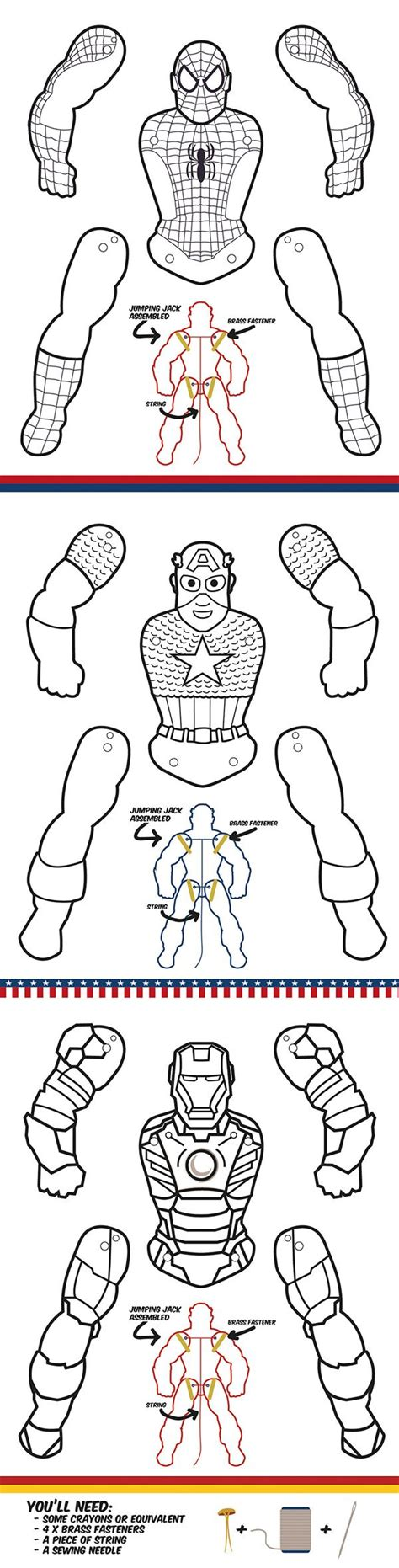 printable pictures jumping jacks 30 best images about superheroes jumping jacks on