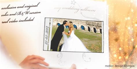 free template after effects photo album wedding album love memories by jvirgos videohive