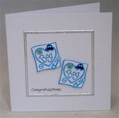 Handmade Card Company - a handmade new baby cards for handmade by helen