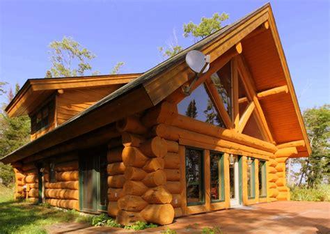 log siding refinishing duluth mn designed and built by log builder minde in duluth