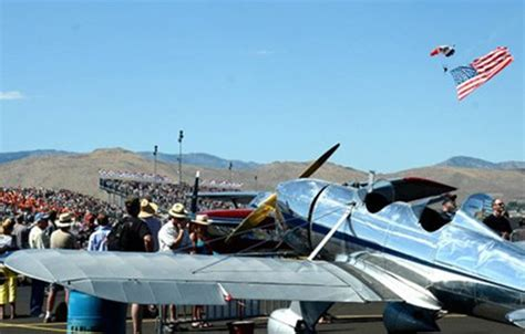 section 3 reno air races the resilience of air race fans daily planet air