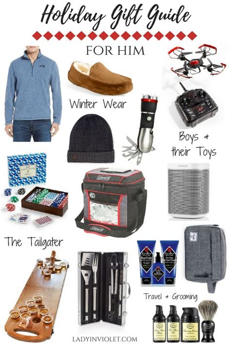 holiday gift guide best gift ideas for men lady in
