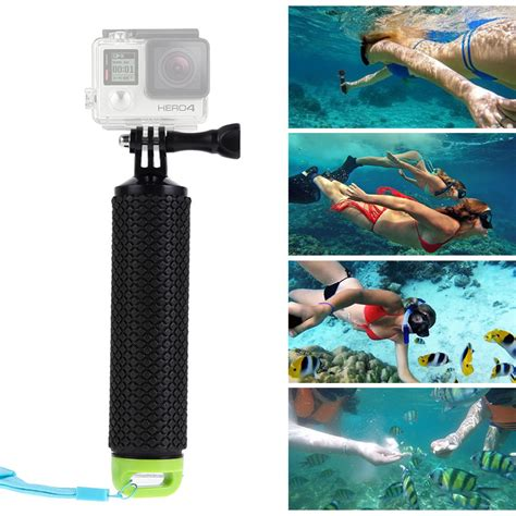 Gopro Quality aliexpress buy high quality for gopro floating handle bar handheld stick monopod grip