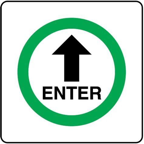 to enter enter sign legal signs uk
