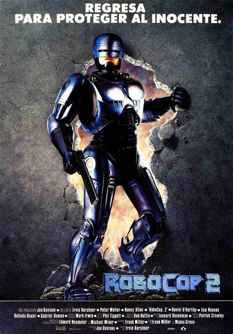 Film Robocop 2 | robocop 2 review ruthless reviews
