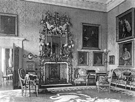 Red Room Nottinghamshire History Gt Articles Gt Country Homes