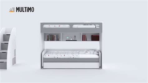 bunk bed with sofa bel mondo bunk bed with sofa table and trundle