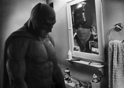Ben Affleck Batman Meme - depressed superhero memes sad batman