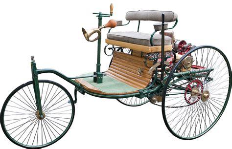 mercedes benz invented   car   world