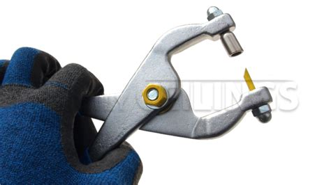 suspended ceiling tools scpp500pro pro series ceiling grid punch pliers