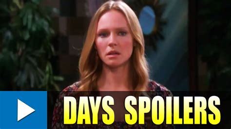 day spoiler days of our lives spoilers week 7 24 17 july 24 july