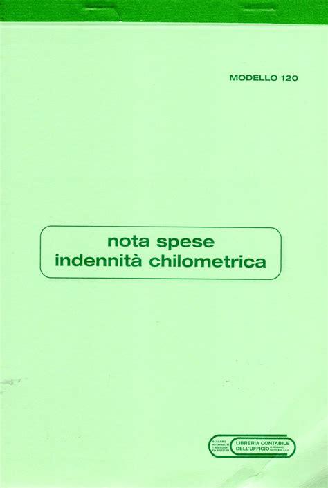 libreria giuridica bergamo bl nota spese indennita chilometrica in catalogo