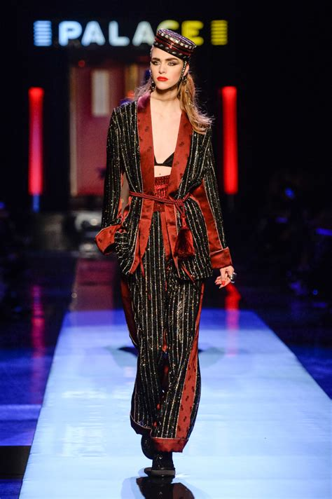 80s Style Here To Stay Couture In The City Fashion by Jean Paul Gaultier Reverences The 80 S With His Haute