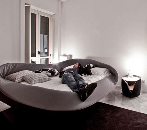awesome bed cool beds col letto wrapping bed by lago